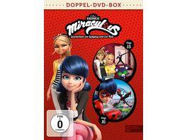 Miraculous 15 16 Die DVD zur TV Serie 2 DVDs