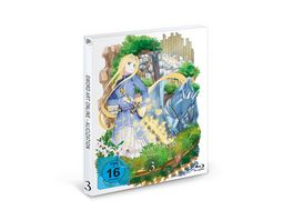 Sword Art Online Alicization 3 Staffel DVD 3 Episode 13 18 2 DVDs
