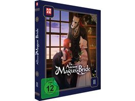 Ancient Magus Bride DVD Vol 2