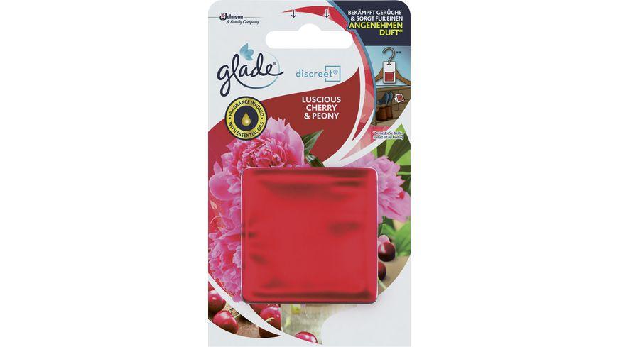 glade discreet Nachfueller Luscious Cherry Peony