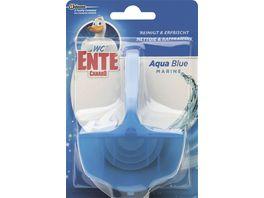 WC Ente Aqua Blue Einhaenger