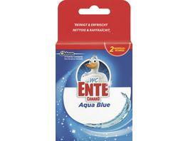 WC Ente Aqua Blue Nachfueller