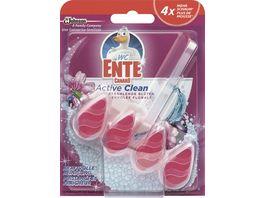 WC Ente Active Clean Strahlende Blueten