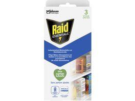 Raid Lebensmittel Mottenfalle zur Befallskontrolle