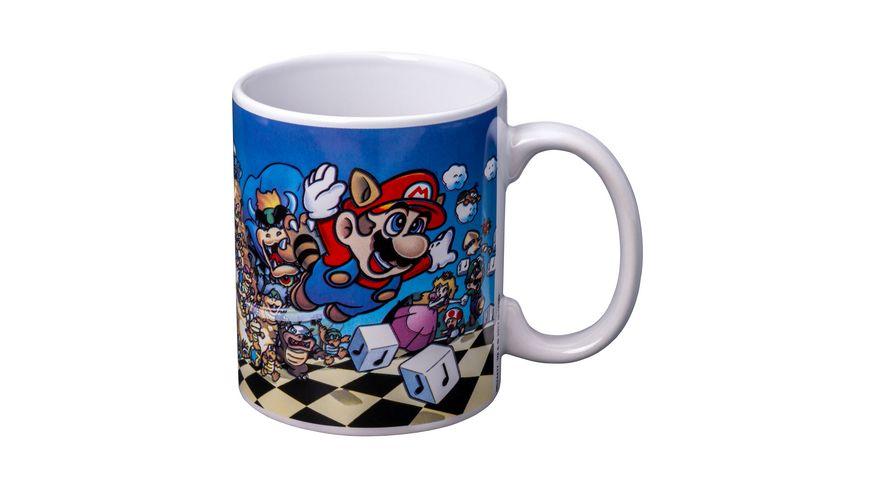 Super Mario Tasse Art