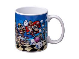 Super Mario Tasse Art