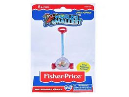 World s Smallests Fisher Price Corn Popper