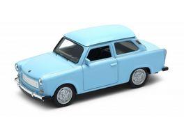 Welly 1 24 Trabant 601 blau