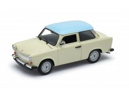 Welly 1 24 Trabant 601 beige