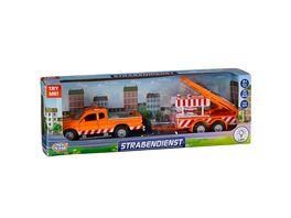 Mueller Toy Place Auto Strassendienst 1 Stueck