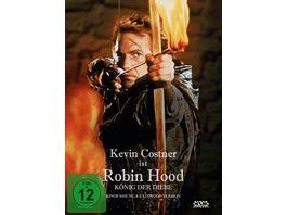 Robin Hood Koenig der Diebe Mediabook 2 BRs