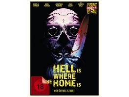 Hell Is Where The Home Is Limited Edition Mediabook Blu ray DVD