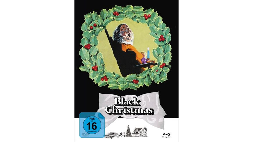 Black Christmas Mediabook Limited Collector s Edition DVD