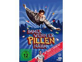 Immer wenn er Pillen nahm alle 17 Folgen Special Edition inkl Das Geheimnis der blauen Tropfen alle 15 Folgen Fernsehjuwelen 4 DVDs