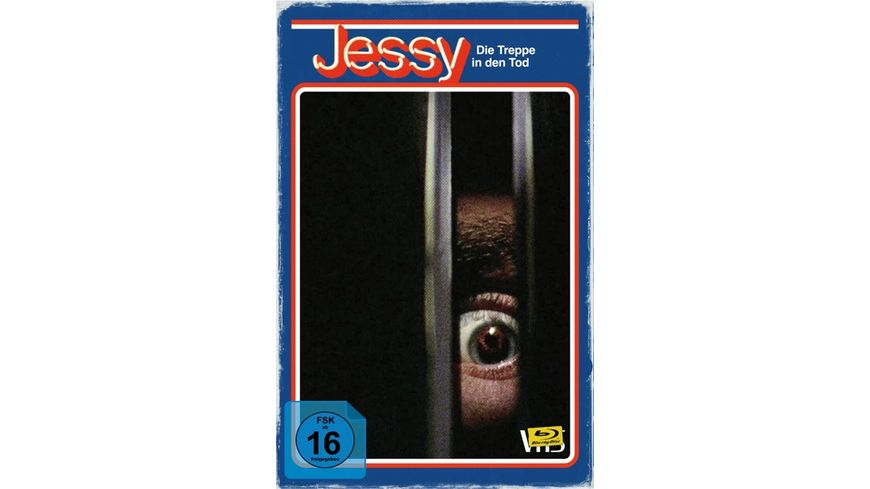 Jessy Die Treppe in den Tod Black Christmas Limited Collector s Edition im VHS Design