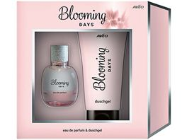 AVEO Blooming Days Eau de Parfum Geschenkset