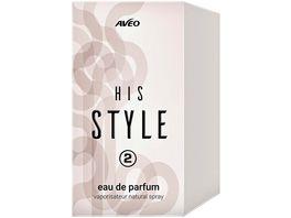 AVEO His Style 2 Eau de Parfum