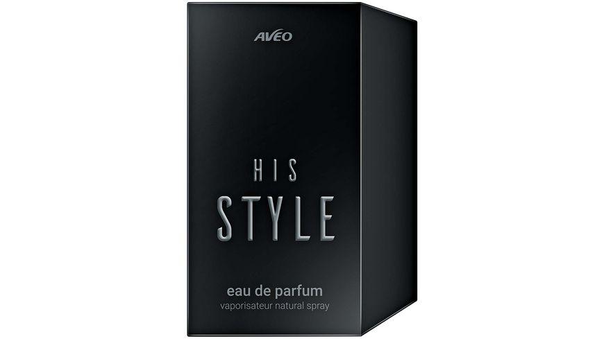 AVEO His Style Eau de Parfum