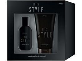 AVEO His Style Eau de Parfum Geschenkset