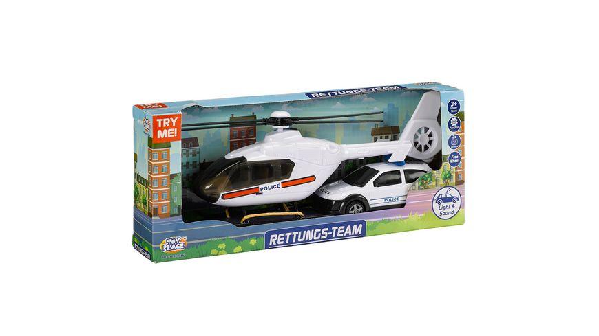 Mueller Toy Place Auto Rettungsteam 1 Stueck sortiert