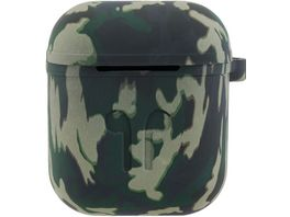 PETER JAeCKEL Case fuer Apple AirPods Camouflage