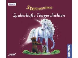 Sternenschweif Tiergeschichten Hoerbuch