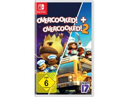 Overcooked Overcooked 2 Special Edition