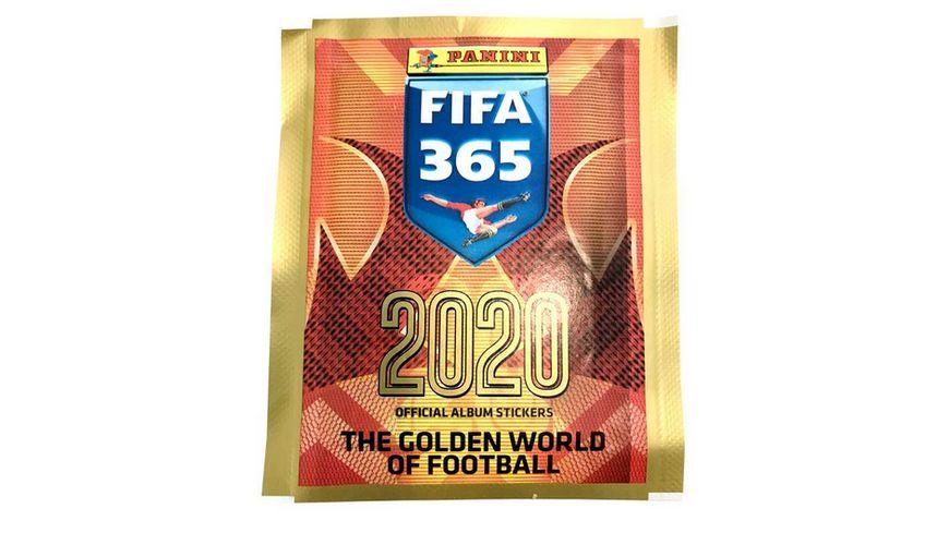 Panini - FIFA 365 2020 Stickerkollektion - Sammelsticker