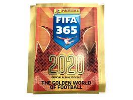 Panini FIFA 365 2020 Stickerkollektion Sammelsticker