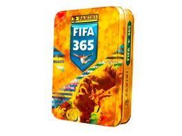 Panini FIFA 365 2020 Stickerkollektion Sticker Compact Tin Dose