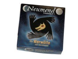 Asmodee LUID0005 Werwoelfe von Duesterwald Neumond