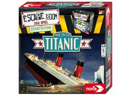 Noris Spiele Escape Room Panic on the Titanic