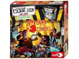 Noris Spiele Escape Room Dawn of the Zombies