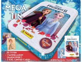 Panini Frozen 2 Mega Sammel Box