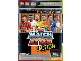 Topps Match Attax ACTION 2019 2020 Starter
