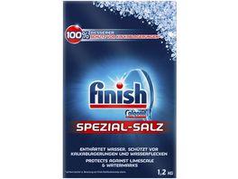 Finish Spuelmaschinen Spezial Salz