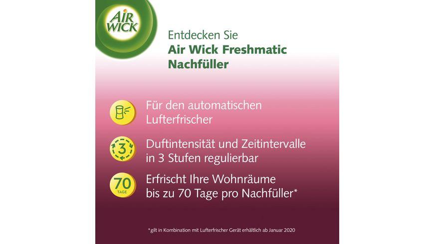 Air Wick Freshmatic Max Nachfueller Sommervergnuegen