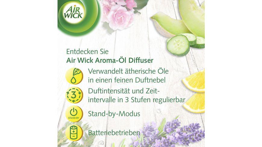 Air Wick Aroma Oel Flakon Entspannender Lavendel