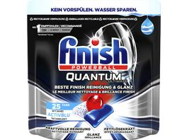 Finish Quantum Ultimate Spuelmaschinentabs