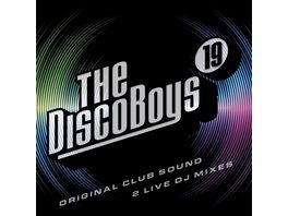 The Disco Boys Vol 19