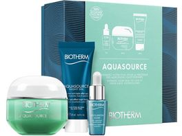 BIOTHERM Aquasource Gel PNM Set
