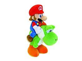 Nintendo Mario Yoshi 22cm Pluesch