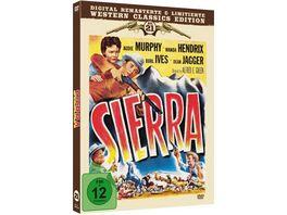 Sierra Mediabook Vol 21 Limited Edition inkl Booklet