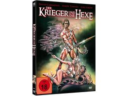 Der Krieger und die Hexe Uncut Limited Mediabook Edition plus Booklet digital remastered