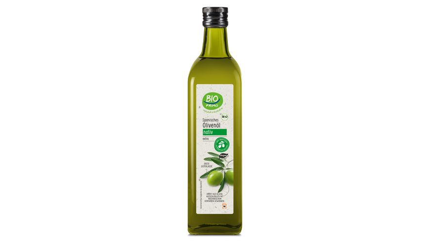 BIO PRIMO Spanisches Olivenoel nativ