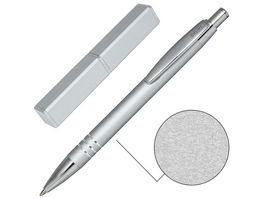 ONLINE Kugelschreiber Graphite Pen silver