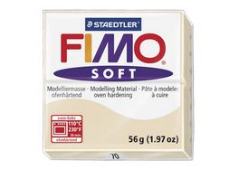 FIMO SOFT MODELLIERMASSE SAHARA 56G