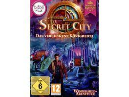Secret City 2 Das versunkene Koenigreich