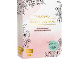 Mein Bullet Journal Besser planen Traeume verwirklichen