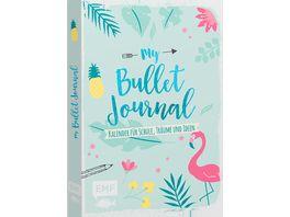 My Bullet Journal zum Ausfuellen und Gestalten